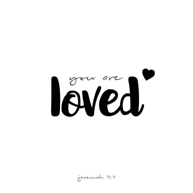 christelijke-kaarten-liefde-Jeremiah-31-3-You-are-love